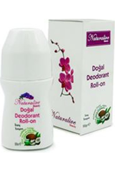 Naturalive Doğal Deodorant Roll-On 50 gr