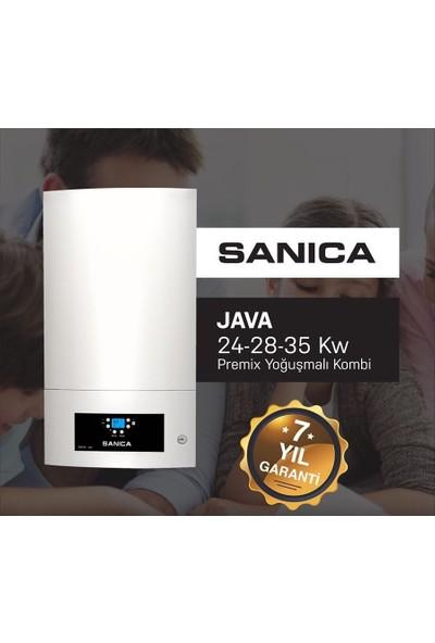 Sanica Java 35 Premix Youşmalı Kombi