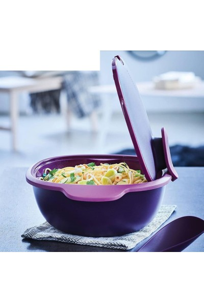 Tupperware Hsgl Elegant Servis Tenceresi 2.25 lt ( Mor )