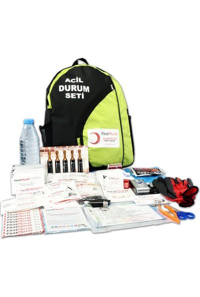 Firstplus Fp 09.102 Deprem-Afet Ekstra Ilk Yardım Seti/çantası