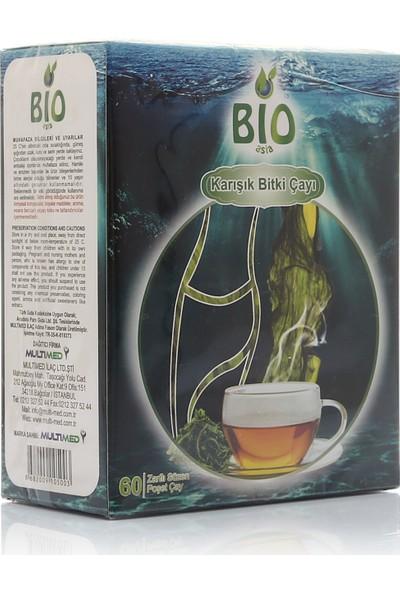 Bıo Asıa Karışık Bitki Çayı 60 Lı Poşet Çay