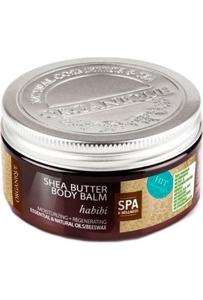 Organique Shea Butter Balm Habibi - Shea Yağı Özlü Vücut Kremi 100 ml