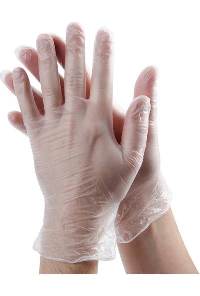 Medic Glove Vi̇ni̇l (Vinyl) Pudrasız Eldi̇ven (Large)