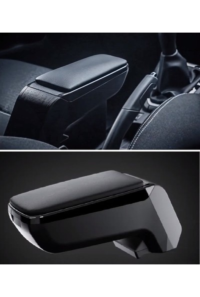 Autoen S Fiat Albea 2011 Model Kolçak Kol Dayama Delme Yok- Siyah