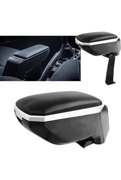 Autoen S Hyundai Getz 2002 Model Kolçak Kol Dayama Delme Yok- Siyah-Gri