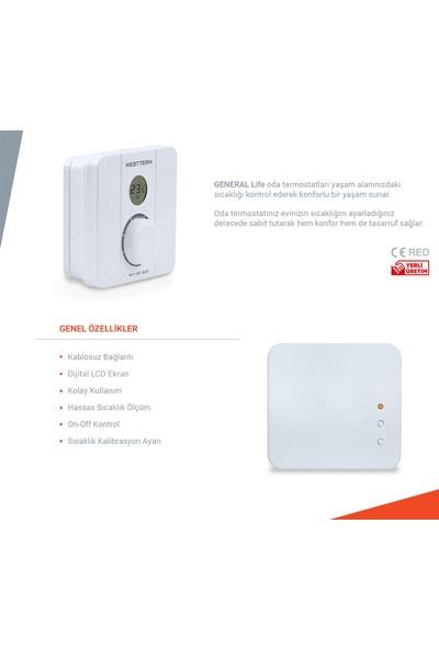 Westterm Wt 120 Set Kablosuz Dijital Oda Termostatı