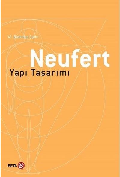 Neufert Yapı Tasarımı - Ernst Neufert
