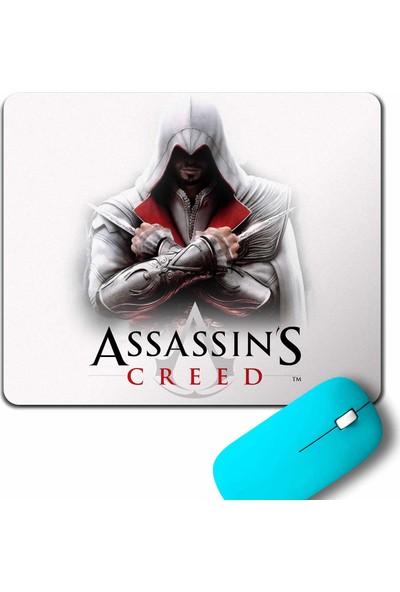 Kendim Seçtim Assassin's Creed The Movie Callum Lynch Black Mouse Pad