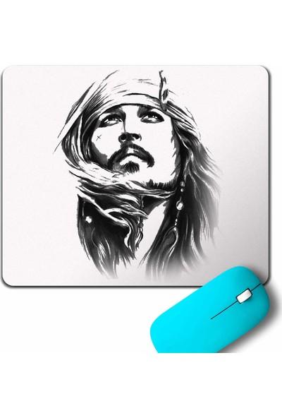 Kendim Seçtim Karayip Korsanlari Pirates Of The Caribbean Mouse Pad