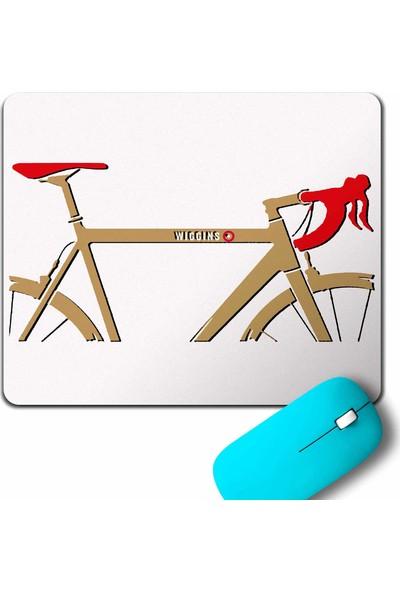 Kendim Seçtim Team Wiggins Pro Cycling Bike Riding Bisiklet Mouse Pad
