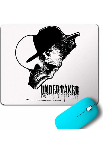 Kendim Seçtim The Undertaker Amerikan Güreşi Wresling Wwe Mouse Pad