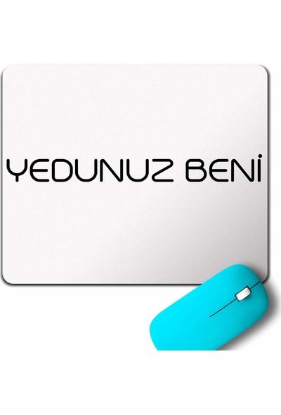 Kendim Seçtim Yedunuz Beni Yediniz Trabzon Karadeniz Rize Mouse Pad