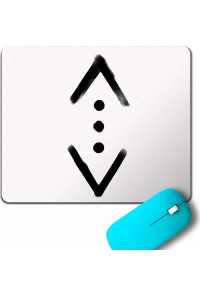 Kendim Seçtim Çukur Dizisi Logo Aras Bulut İynemli Mouse Pad