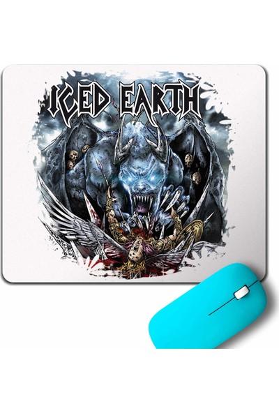 Kendim Seçtim iced Earth Kourion Live In Ancient Mouse Pad