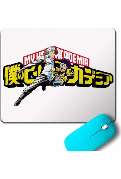 Kendim Seçtim izuku Midoriya Boku No Hero My Academia Logo Mouse Pad