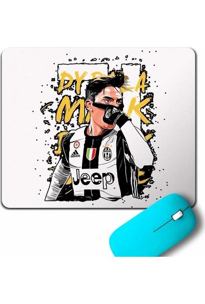 Kendim Seçtim Paulo Dybala 10 Juventus Fc Mouse Pad
