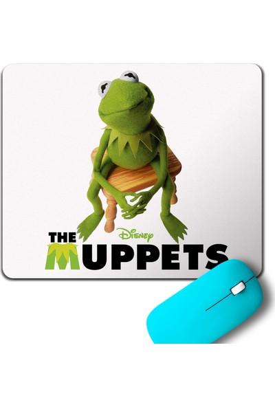 Kendim Seçtim The Muppets Kaplumbağa Kermit Mouse Pad