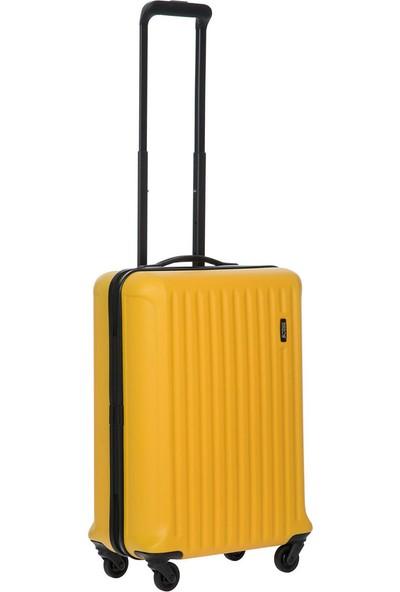 Bric'S Kadın:Erkek 8027 Bric'S Riccione Kabin Boy Valiz 40X55X23 Cm