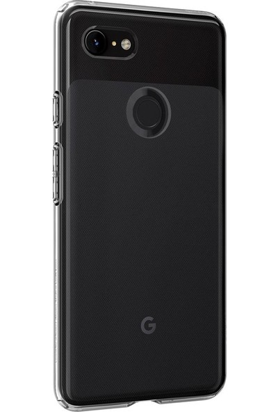Spigen Google Pixel 3 XL Kılıf Liquid Crystal Clear - F20CS25022