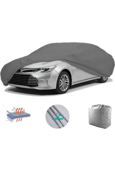 Autokn Citroen Ds3 Cabrio Premium Kalite Araba Brandası