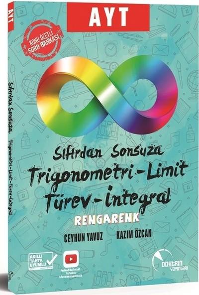 Doktrin Yayınları Sıfırdan Sonsuza AYT TÜREV / İNTEGRAL - Ceyhun Yavuz
