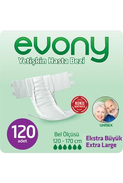 Evony Yetişkin Hasta Bezi Extra Large 120' li