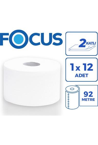 Focus Optımum Mını Jumbo Tuvalet Kağıdı 12X92 m