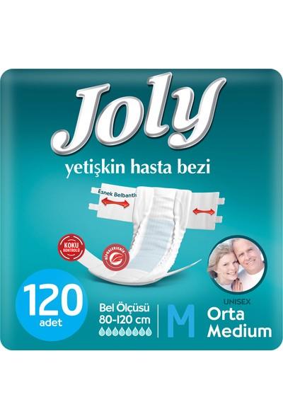 Joly Yetişkin Bezi Medıum 120' li