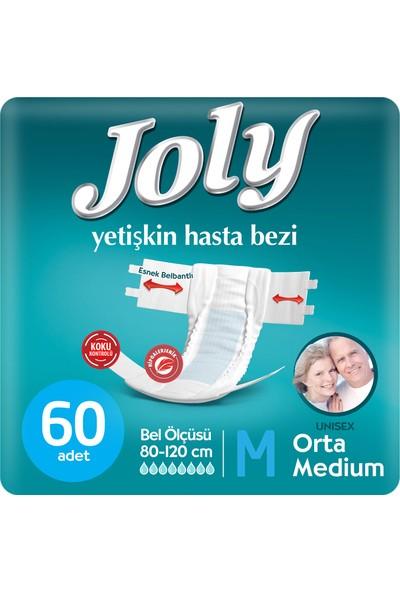 Joly Yetişkin Hasta Bezi Medıum 60' lı