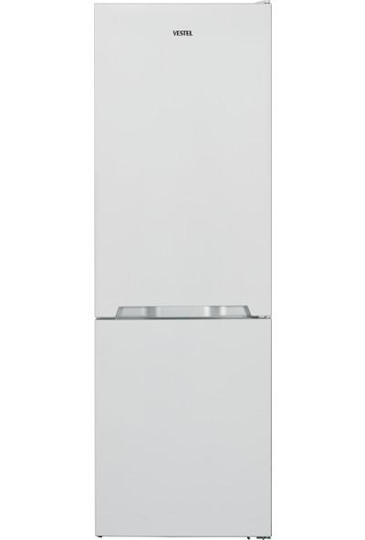 Vestel SK350 A+ 350 lt Statik Buzdolabı