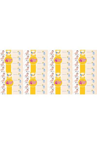 Uni Soft Sensitive Hassas Ciltler Islak Havlu Kapaksız 56X32 (1792 Yaprak)