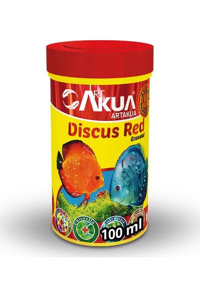 Artakua Discus Red Balık Yemi 100 ml (40 g)
