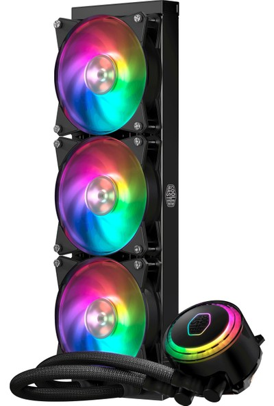 Cooler Master Masterliquid ML360R RGB Adreslenebilir LED Fan İşlemci Sıvı Soğutma