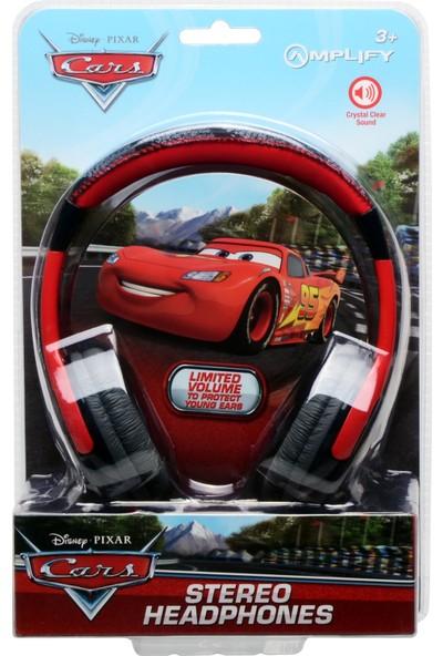 Amplify Disney Pixar Cars Arabalar Çocuk Kulaklığı Lisanslı DY-10902-CR