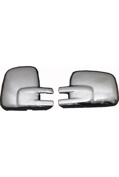 Arabamsekil Vw T4 Caravelle Ayna Kapağı 2 Parça Abs Krom 19952003