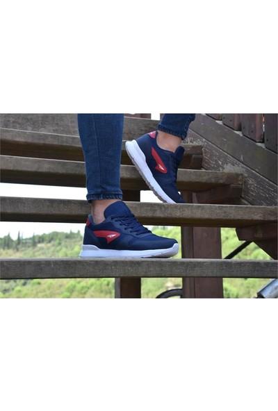 Free Marka Fm-6130 Lacivert Günlük Rahat Erkek Spor Ayakkabı
