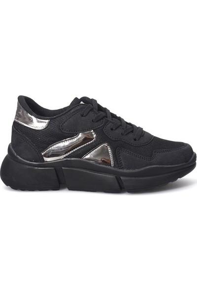 Free Marka 6050 Siyah Kadın Spor Ayakkabı