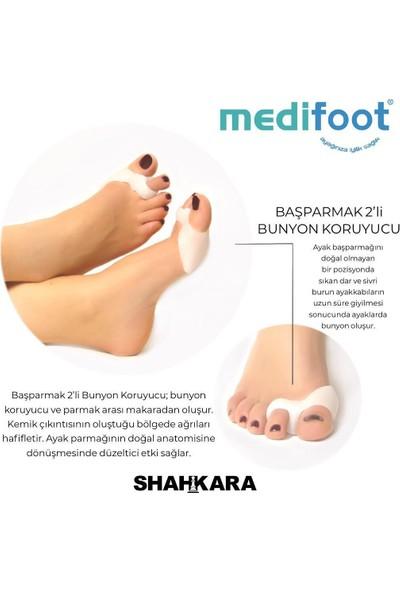 Medifoot Başparmak Ikili Bunyon Kemik Koruyucu