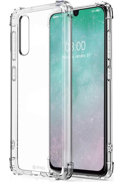 Buff Blogy Samsung Galaxy A50 Crystal Fit Kılıf Crystal Clear