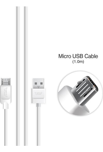 Buff Micro USB Şarj ve Data Kablo