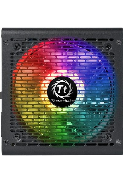 Thermaltake Litepower RGB 650W APFC 12cm Fanlı PSU PS-LTP-0650NHSANE-1
