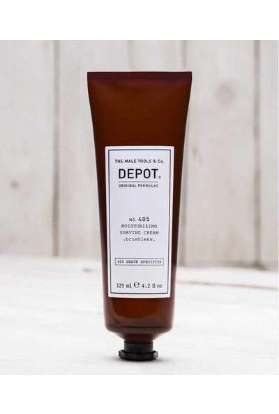 Depot No 405 Moisturizing Shaving Cream Nemlendirici Tıraş Kremi 125ML