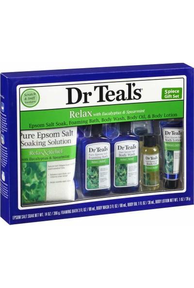 Dr. Teals Okaliptüslü Rahatlatıcı Seti 5'li