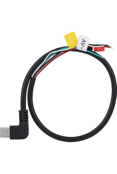 KingMa SJCAM Sj4000 Sj5000 FPV AV Kablo Cable
