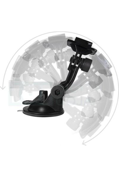 KingMa GoPro Uyumlu Vantuz Vakumlu Araç Bağlantı Aparatı