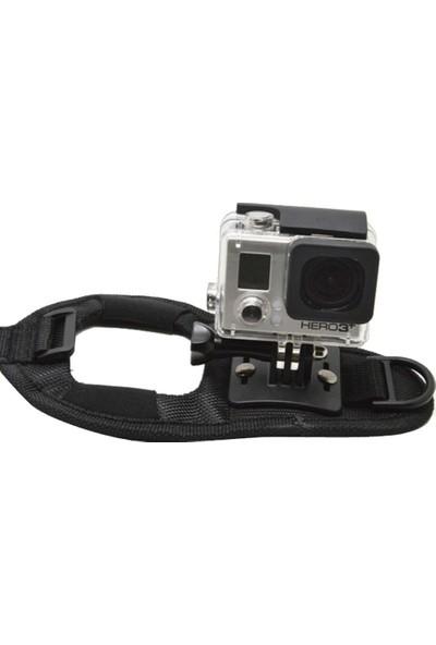 KingMa GoPro Uyumlu El Kol Bilek Bandı Eldiven Tipi