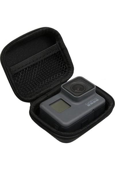 KingMa GoPro Uyumlu Wallytech Mini Boy Taşıma Çantası