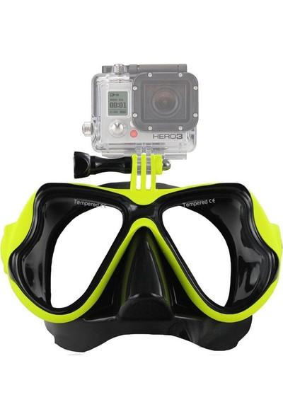 KingMa GoPro Uyumlu Aksiyon Kamera Dalış Maskesi