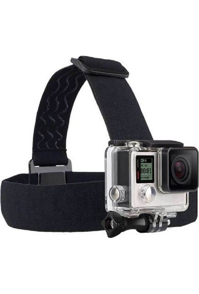 KingMa GoPro Uyumlu 40 Parça Aksiyon Kamera Aksesuar Seti