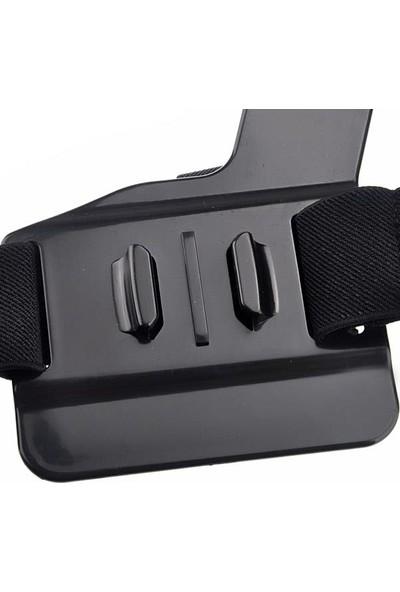 KingMa GoPro Uyumlu Tek Omuz Askılı Göğüs Aparatı